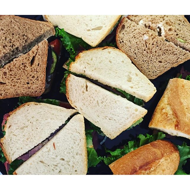 Here at Yali's Cafe, we cater to every kind of sandwich lover at every kind of event!